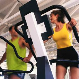 World's first self-powering gym