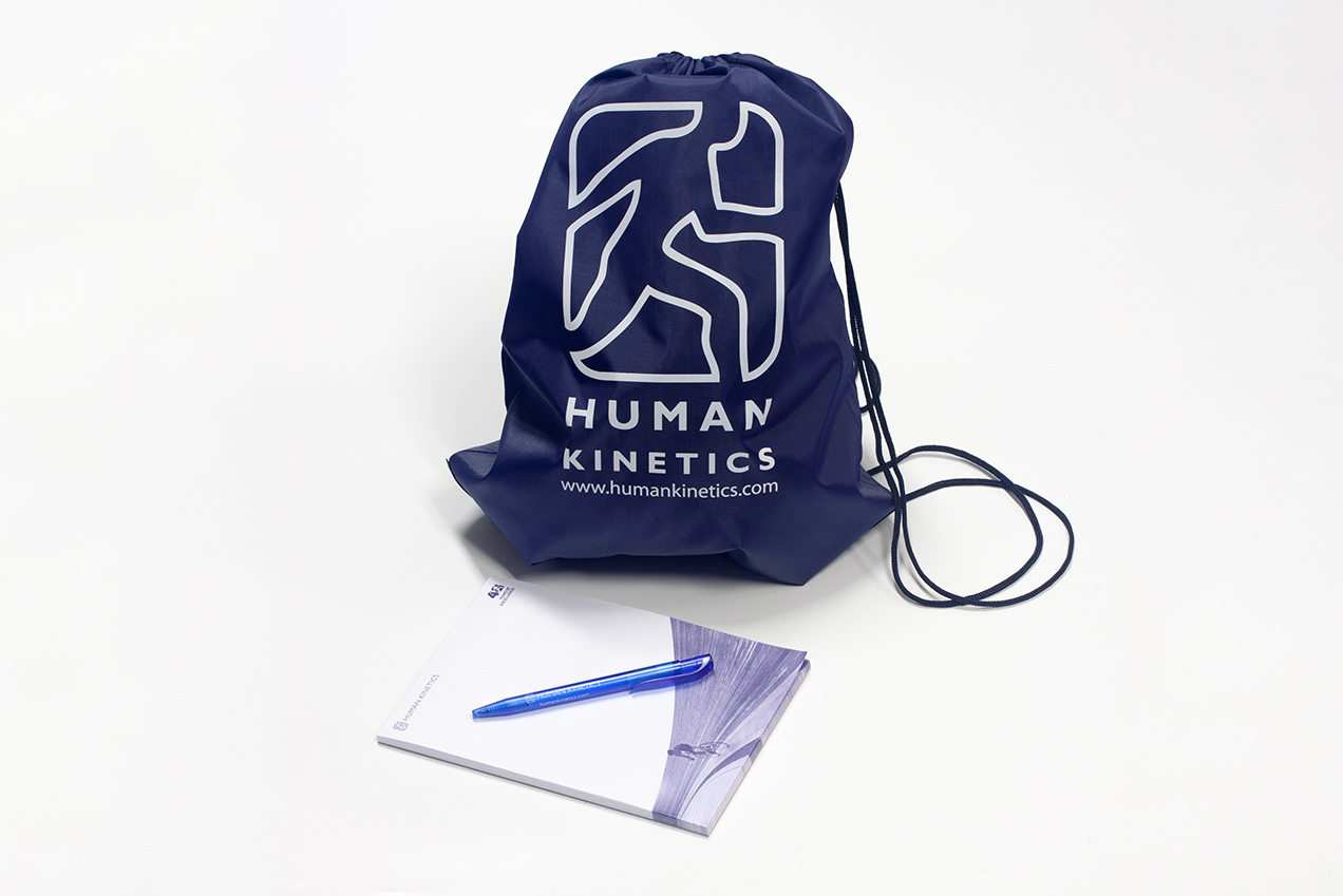Free gym bag and stationary