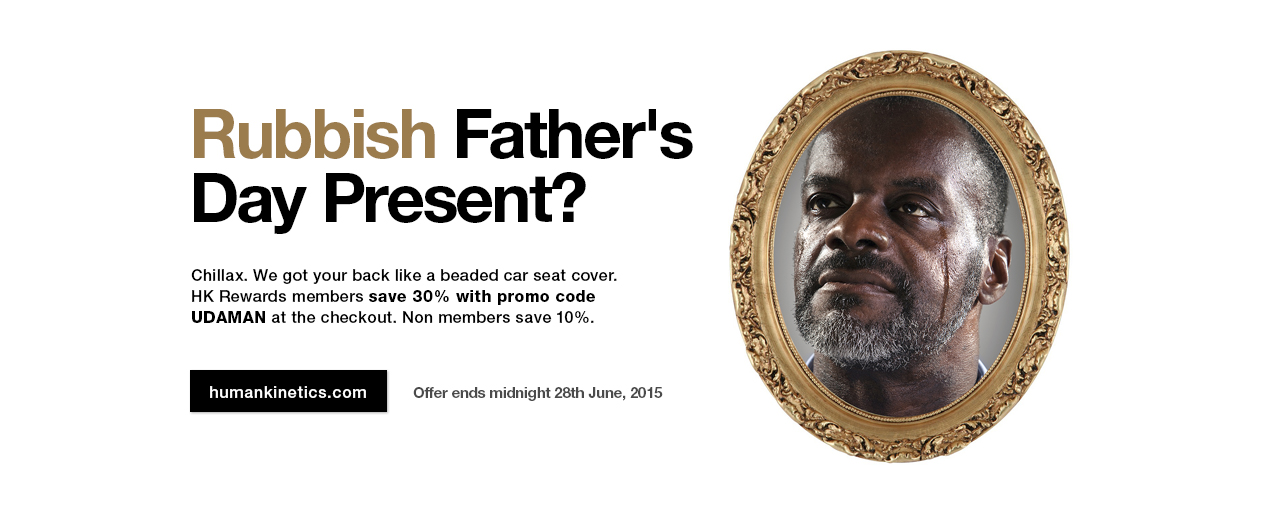 Save 30% this father's day