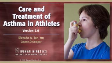 Care and Treatment of Asthma in Athletes