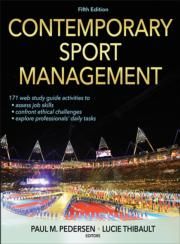 Contemporary Sport Management Web Study Guide-5th Edition