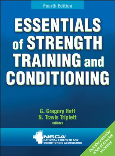 Essentials of Strength Training and Conditioning 4th Edition With ...