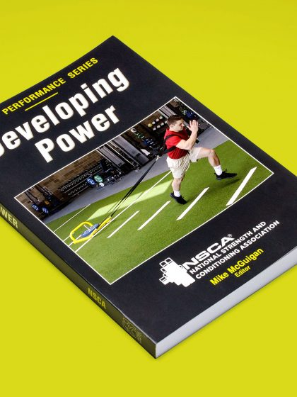 Developing Power, the essential guide to power training methods