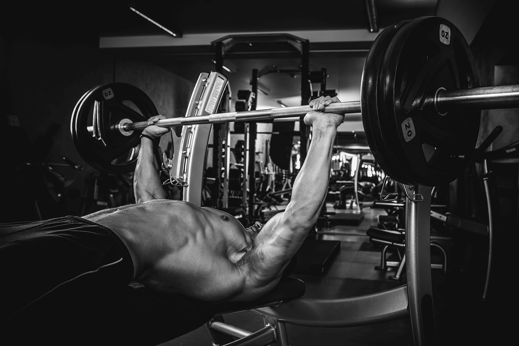 Bench Press for Building Muscle
