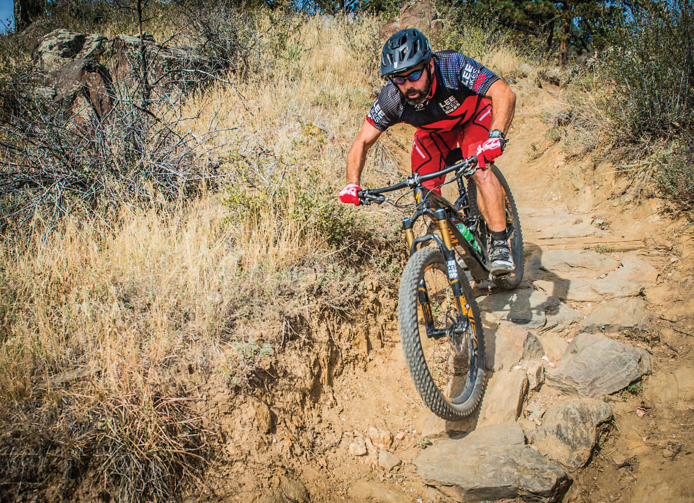 Choosing a mountain bike: An all around trail bike