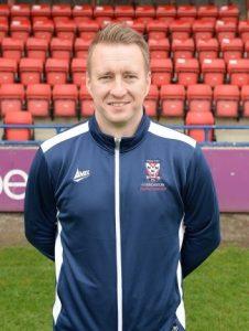 Adam Gledhill sports injuries webinar