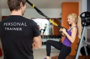 Personal Trainer business - product