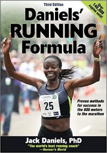 Best running books - Daniels Running Formula