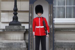Fundamentals of posture and balance - London Guard