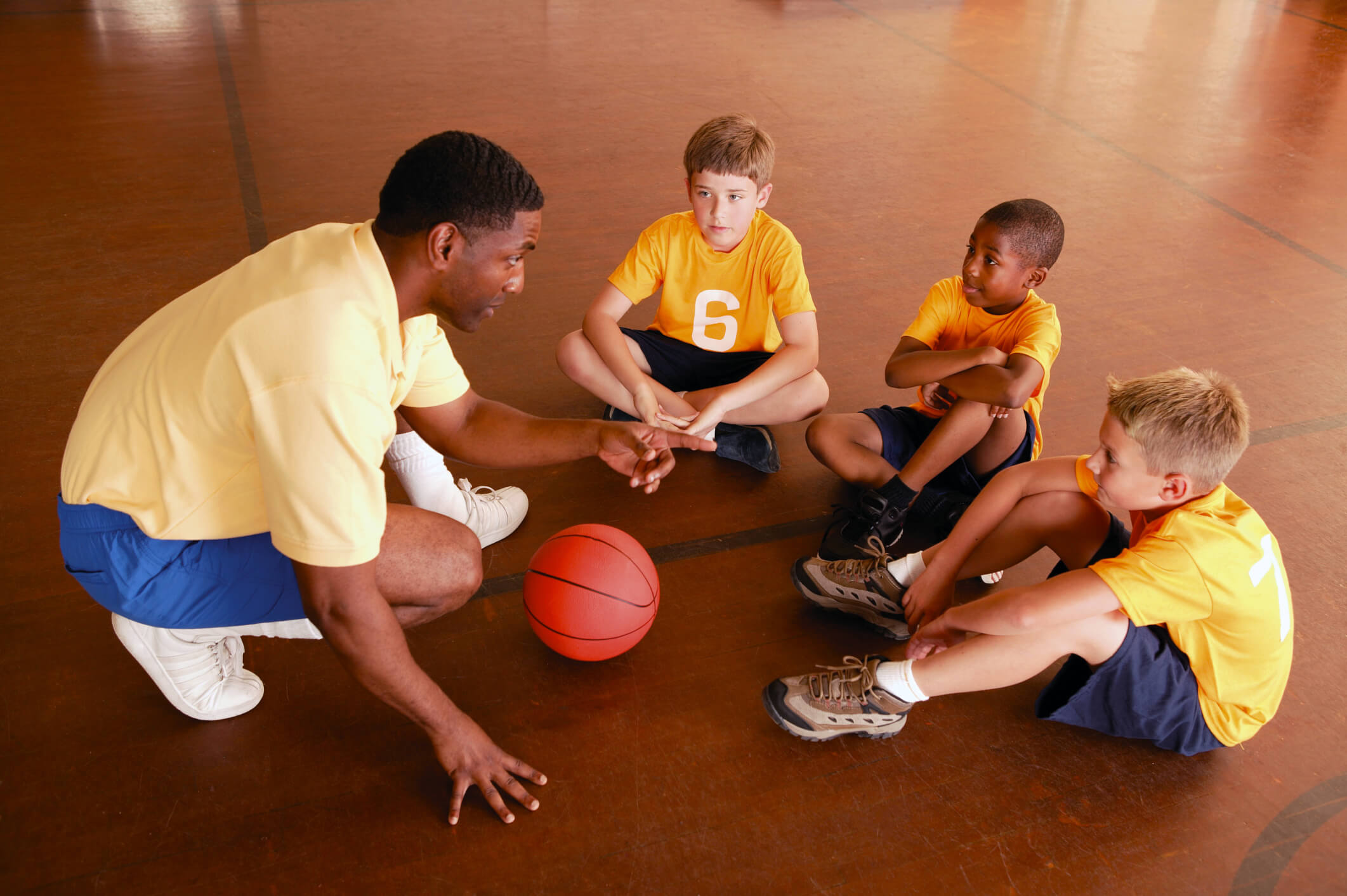 Role of sport coaches