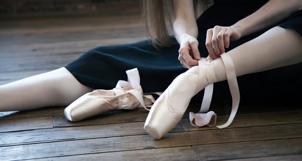 When to start pointe work?