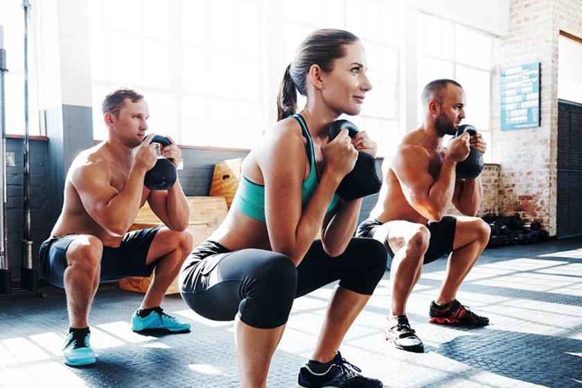 kettlebell exercises for fat loss