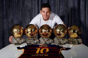 Messi Vegan