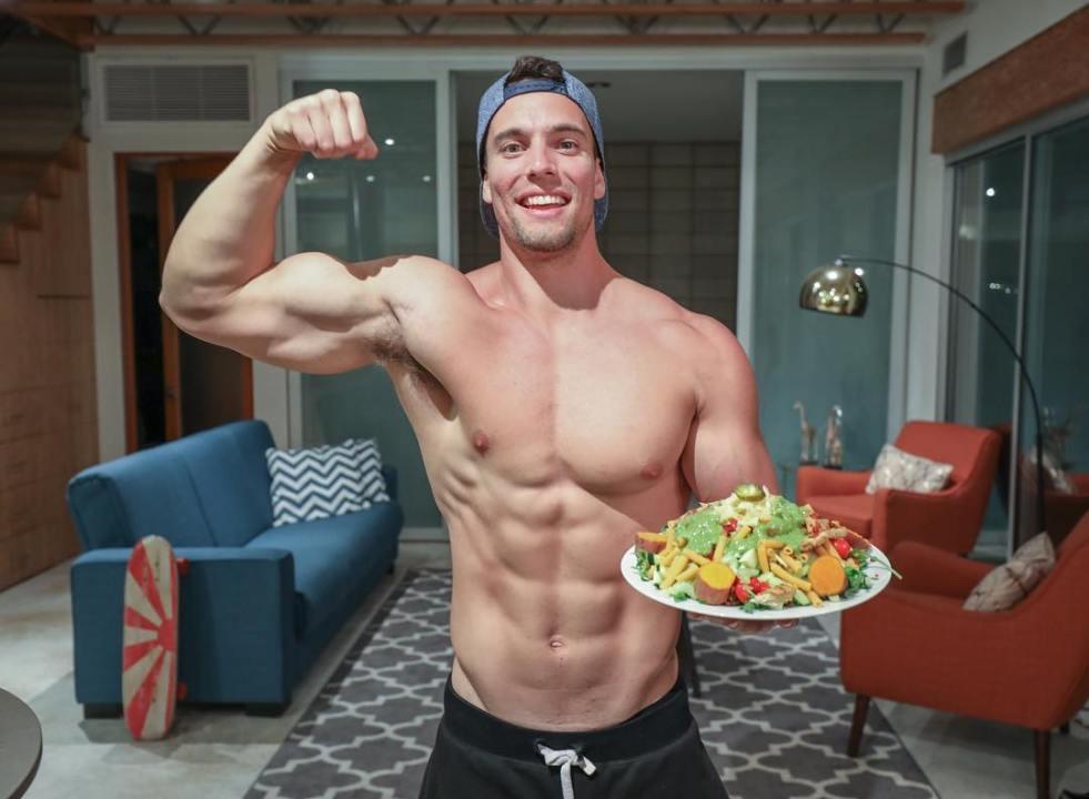 Vegan Muscle cover