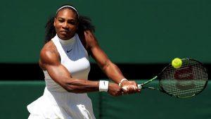 Vegan muscle Serena Williams