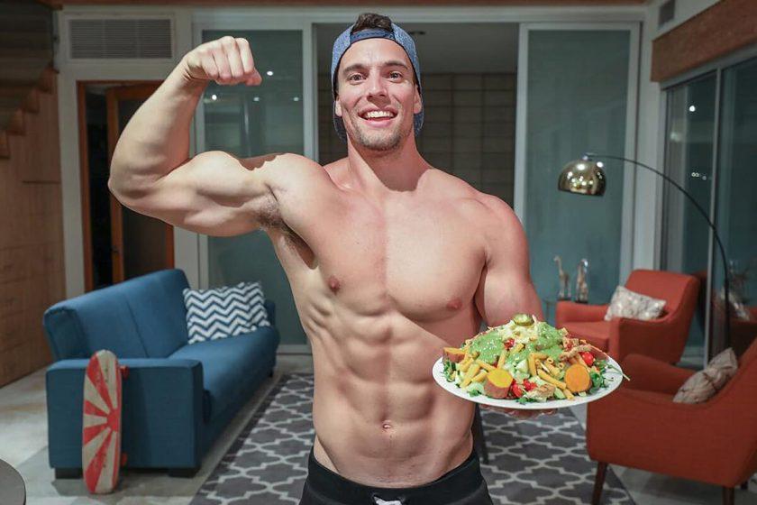 Vegan-Muscle