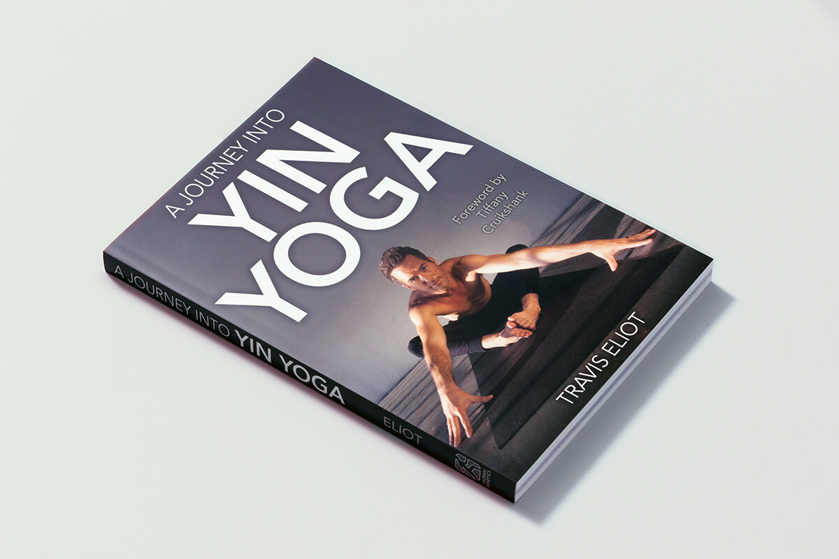 A Journey into Yin Yoga book
