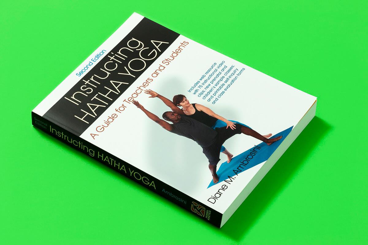 Instructing Hatha Yoga book