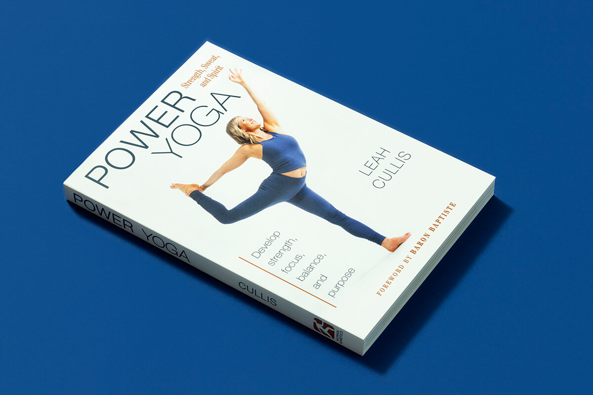 Power Yoga book