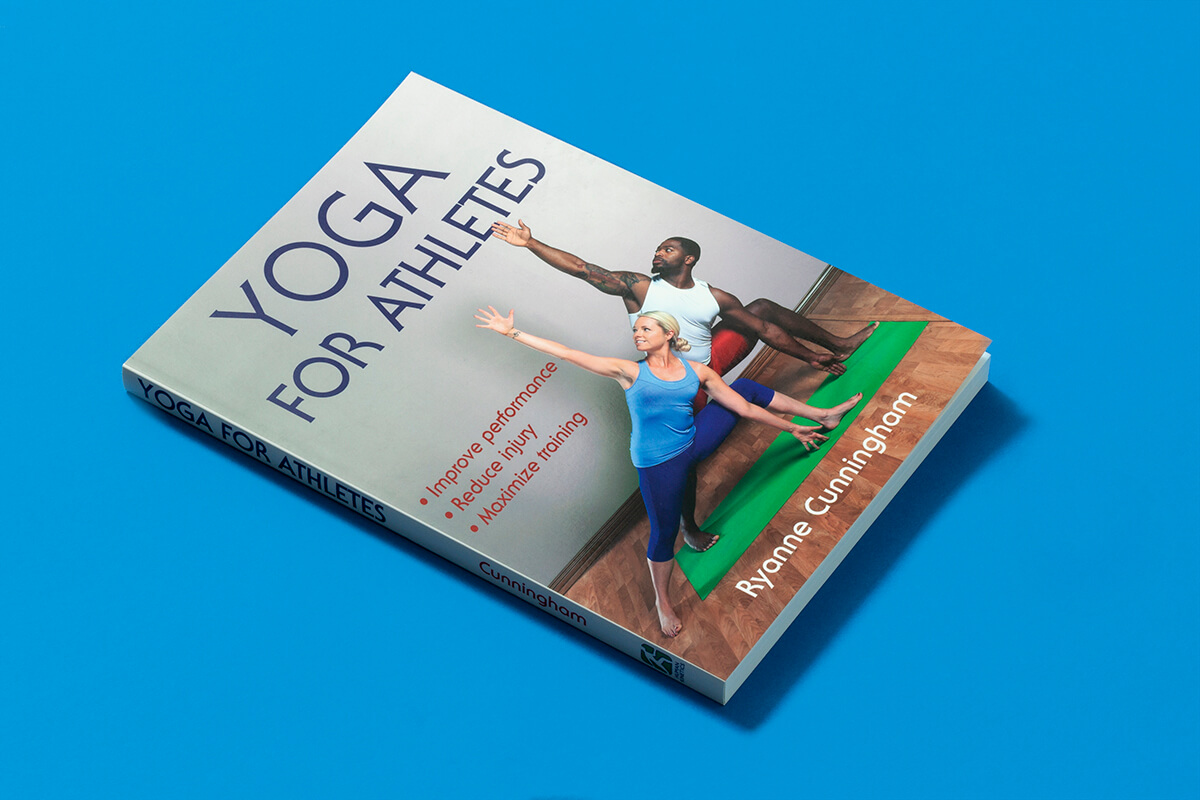 Yoga For Athletes book